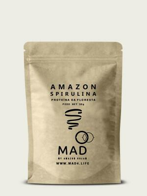 Amazon Spirulina 30g